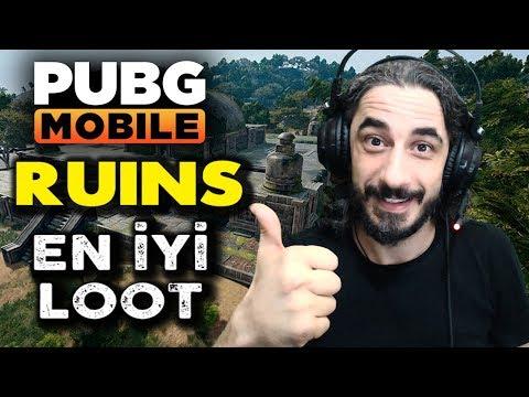 EN İYİ LOOT YERİ: RUINS - PUBG Mobile