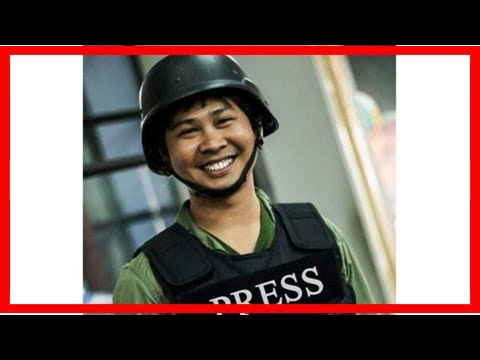 TODAY NEWS - The UN Chief presses for release of reuters journalists arrested in myan
