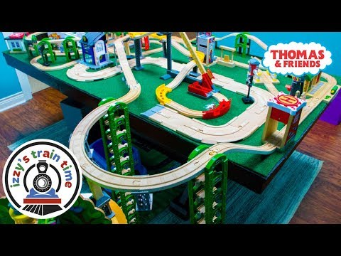 Thomas and Friends   TAKE TURNS CHALLENGE WITH THOMAS TRAIN   Fun Toy Trains for Kids with Brio