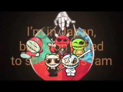 Tyler Clark - One Punch Man Metalstep Rap cover NLJ (Karaoke Version)