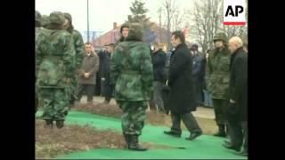 Serbian PM calls Kosovo