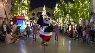 Motiongate Dubai Festive Parade   Dubai Parks and Resorts