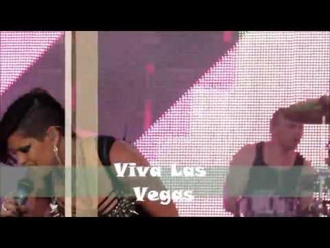 AQUA - Viva las Vegas - Live