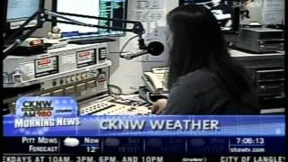CKNW Morning News on Shaw