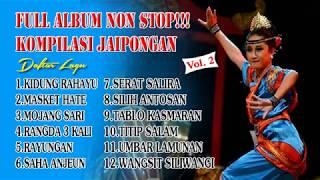 jaipongan full album volume 2