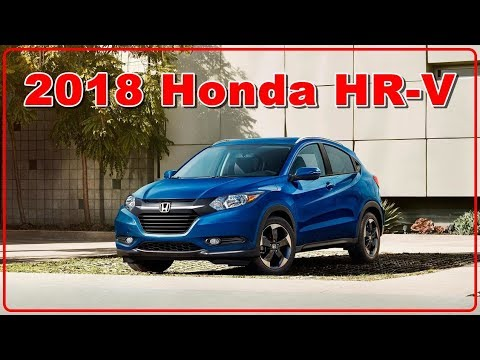 2018 honda hr v release date hybrid and price youtube. Black Bedroom Furniture Sets. Home Design Ideas