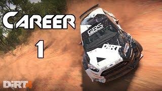 DiRT 4 Gameplay: Career Mode Part 1