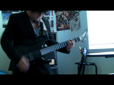 Arkaea - Years in the Darkness (Covered by Alberto)