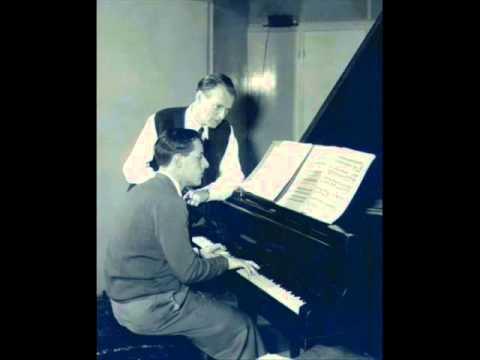 Liszt - Sergio Fiorentino (1962) Années de Pèlerinage, I° année, Suisse (S. 160)