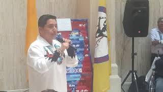 INDIAN DAY – NM STATE LEGISLATURE  2019  NM Representative Derrick Lents
