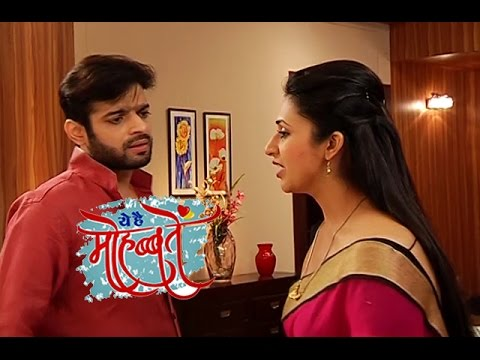 Yeh hai mohabbatein 2nd september 2015 episode on location youtube