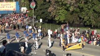 Southwest Dekalb HS - 2011 Pasadena Rose Parade