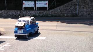 可愛い車 BMWイセッタ 加速サウンド BMW Isetta