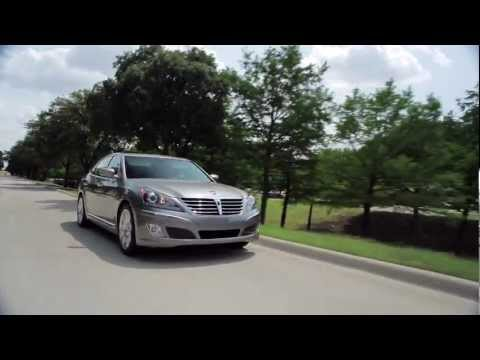 2012 Hyundai Equus Review and Test Drive Car Pro