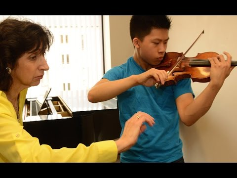 The Young Artists Program: the next generation of orchestral musicians