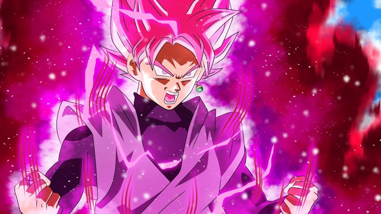 Super Saiyan Rose Wallpaper Hd: Super Saiyan Rose Theme (Anti