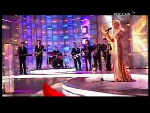 Россия 1 - Алена Свиридова - Ария мистера Икс