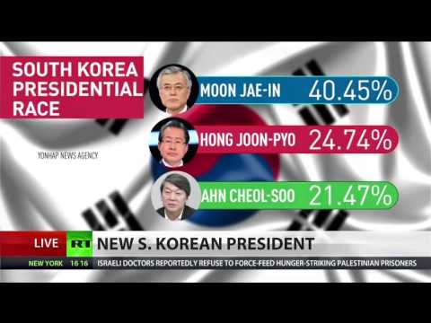 SOUTH KOREAN ELECTION