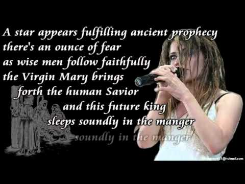 Flyleaf - Christmas Song (Video & Lyrics On Screen HD)