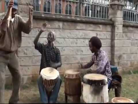 East africa drum music