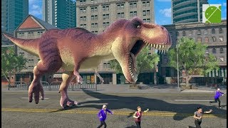 Dino Rampage 3D - Android Gameplay FHD