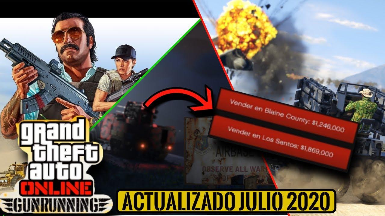 GTA ONLINE |$$COMO HACERTE MILLONARIO CON EL BUNKER$$|!GUIA COMPLETA ACTUALIZADO JULIO DE 2020!