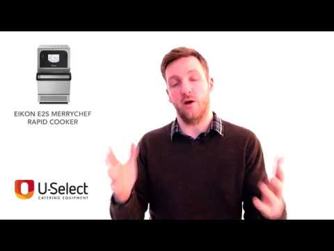 U-Select Catering Equipment Review - Eikon E2S Merrychef Rapid Cooker