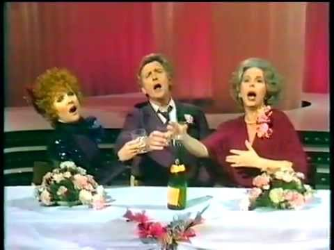 I Love to Cry at Weddings - Millicent Martin, Marion Montgomery, and David Kernan