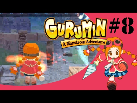 Gurumin: A Monstrous Adventure Part 8 - IT NEEDED TO BE IN CAPS?! |