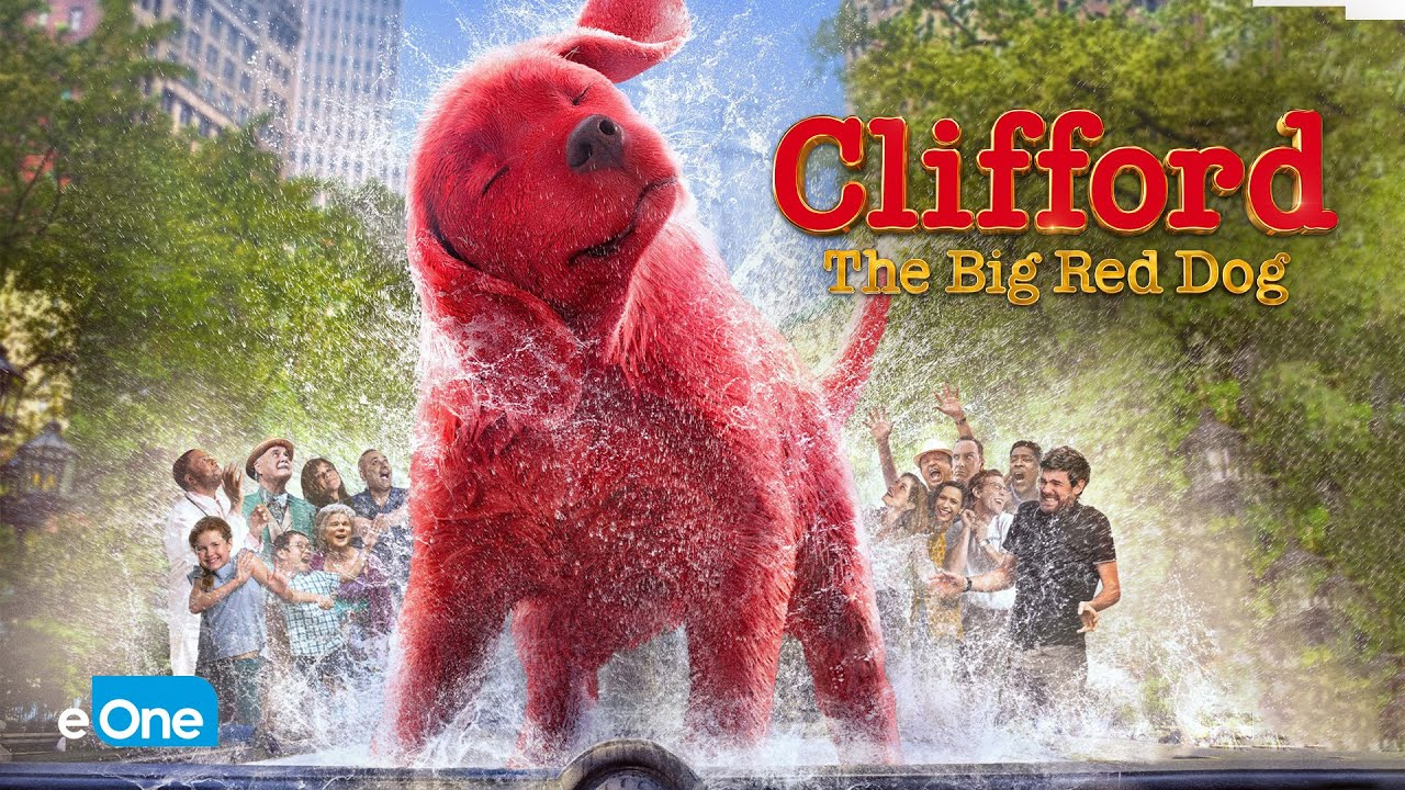 Download CLIFFORD THE BIG RED DOG   Final Trailer HD   eOne Films