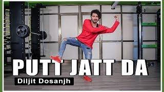 Diljit Dosanjh - Putt Jatt Da Dance Video | Vicky Patel Choreography | Trending Viral Punjabi Songs
