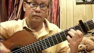 Giọt Nước Mắt Ngà (Ngô Thụy Miên) - Guitar Cover by Hoàng Bảo Tuấn