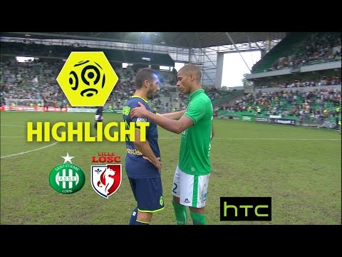 AS Saint-Etienne - LOSC (3-1) - Highlights - (ASSE - LOSC) / 2016-17