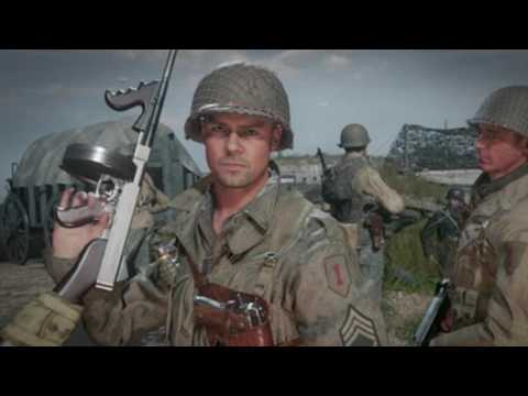 CALL OF DUTY WWII PRIMERAS IMAGENES INGAME