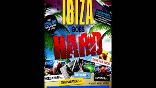 Al Twisted & Rob Da Rhythm @ Ibiza Goes Hard Sunday Boat Party 2012