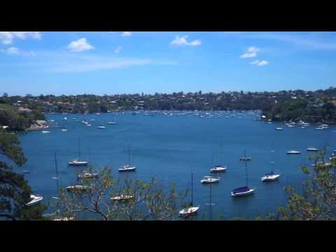 Sydney-Lane Cove River at Greenwich (timelapse)