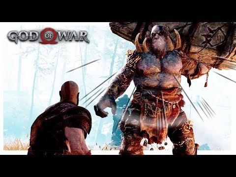 GAME BARU RiLiS BOiS 😍 God Of War 4 Indonesia