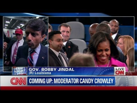 Inside the Spin Room with Gov. Bobby Jindal