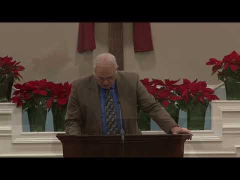 O, Jerusalem (Pastor Charles Lawson)