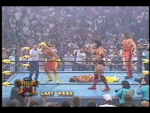 WCW Monday Nitro 07/15/96 Part 1