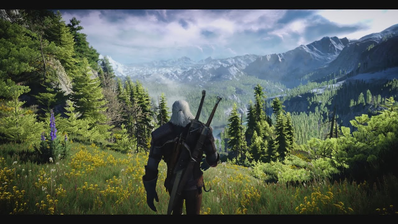 The Witcher 3 Grafik Mod