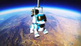 Toy Planet News: The first Robotic Puppy to Space Jump ~ TEKSTA