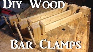 Diy Wooden Bar Clamps
