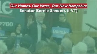 Sanders Intercept in NH