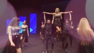 Suadiye - Aşkça (Dans Provası)