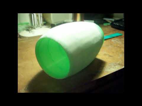 76 mm ducted prop test