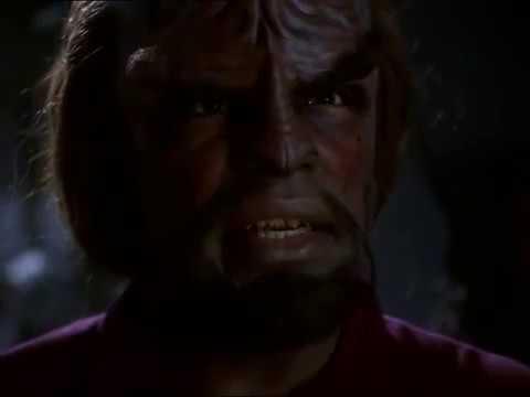 "Download Star Trek DS9 ""By Inferno's Light"" Worf fights Jem'Hadar"