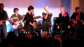 """Roots Rock Revue"" Church Ladies perform Joni Mitchell"
