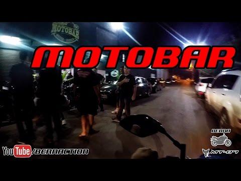 Rolê noturno indo ao MOTOBAR em Várzea Grande-MT