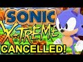 Top 5 CANCELLED Sonic Games - Sonic Adventure 3, Sonic X-treme, Sonic Saturn - NewSuperChris